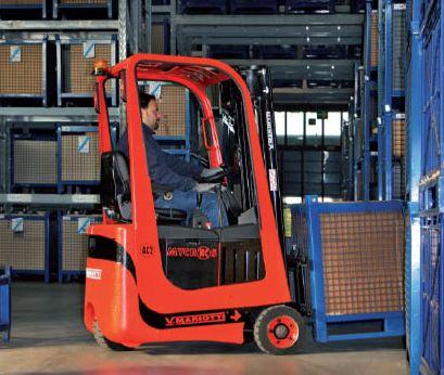 Forklift Lines| Mariotti Forklifts | Compact Narrow Aisle Forklifts |