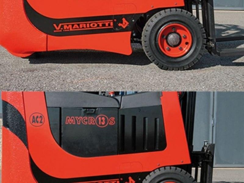 Mycros 13 wheel base small